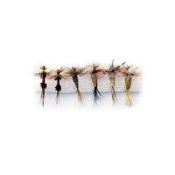 Set Muste Dry Wulf 6bucati / plic • Mustad