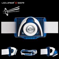 Lanterna Cap Seo7 220Lm 3xAAA + Inc Bl. • Led Lenser