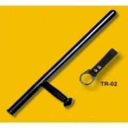 Baston Tomfa Cauciuc + Polipropilena 59cm • Arrow Int.