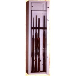 Dulap Metal 12 Arme cu Rastel 150x70x33cm • Arrow Int.