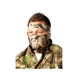 Masca Fata Spandex Camo Ap • Hunter's Specialties