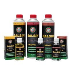 Flacon Ulei Lemn Maro Deschis Balsin 50 ml • Klever