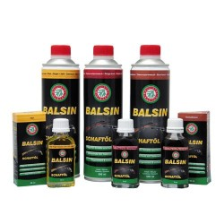 Flacon Ulei Lemn Maro Inchis Balsin 50 ml • Klever