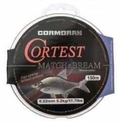 Fir Cortest Match Bream 025 mm / 6.4 kg / 150 m • Cormoran