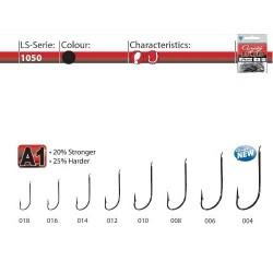 Carlige A1 Ls-1050ns Bl 15 buc/plic Nr.12 • Gamakatsu