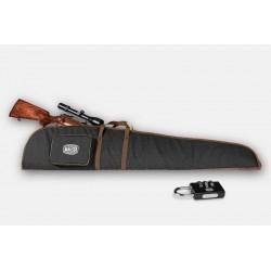 Husa pentru Carabina 125x26x5cm Neagra • Mauser