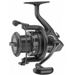 Mulineta Black Widow 25A 3 rulmenti/370m/030mm/4,6:1 • Daiwa