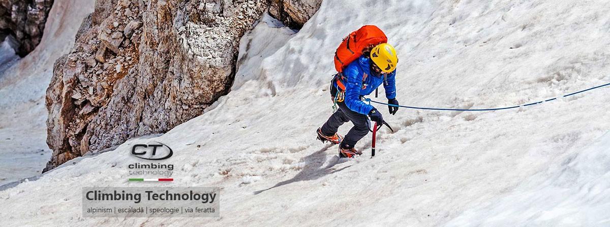 Climbing Technology | alpinism, escaladă, speologie, via feratta